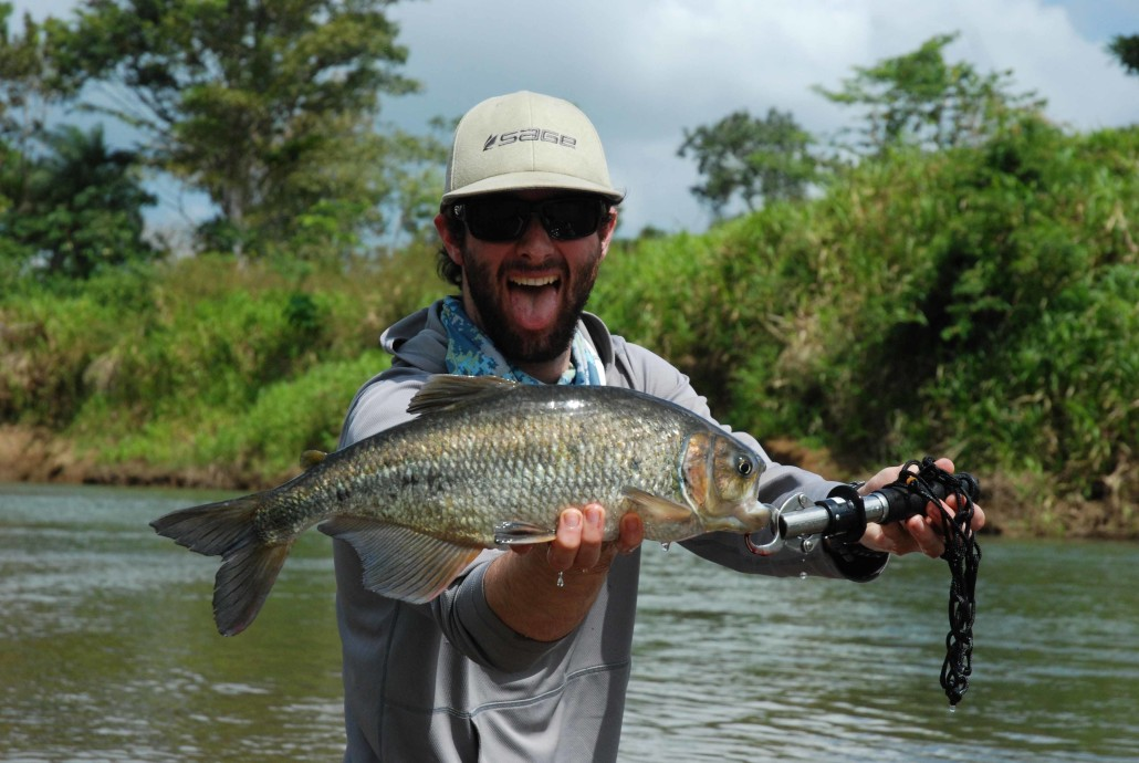 Fly fish in costa rica trips for Fishing in costa rica